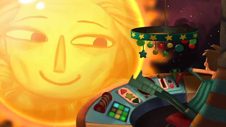 Broken Age ™ screenshot-0