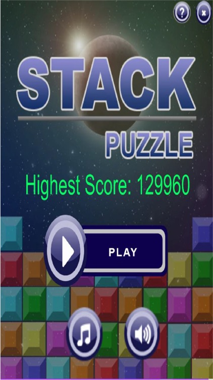 Block Stack Puzzle