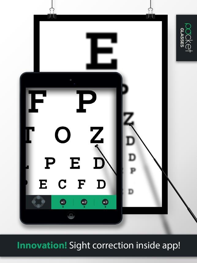 Pocket Glasses PRO Screenshot