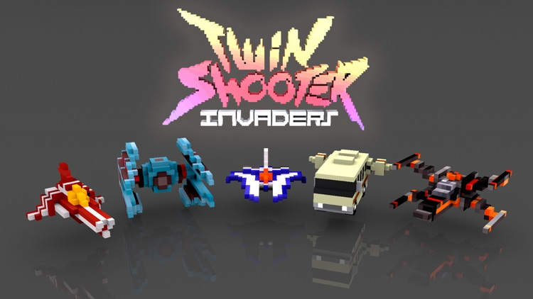 Twin Shooter - Invaders screenshot-0