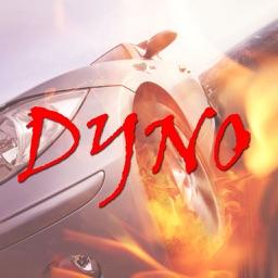 Dyno Chart - OBD II Engine Performance Tool