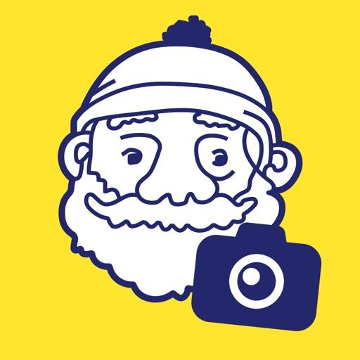 ビアードパパのひげカメラ