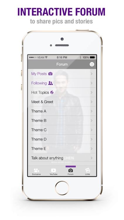MusicNeverSleeps Official App screenshot-3