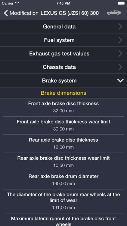 TechApp for Lexus screenshot-4