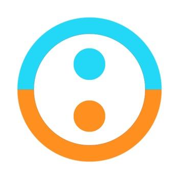 2 Dots 2 Circles