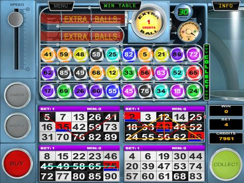 Magic Bingo - náhled