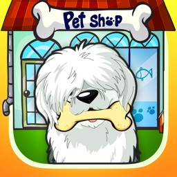 A Village Shop Dog Rescue FREE - The Cute Puppy Pet Game for Kid-s