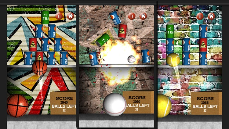 Can Toss - Strike and Knock Down screenshot-4
