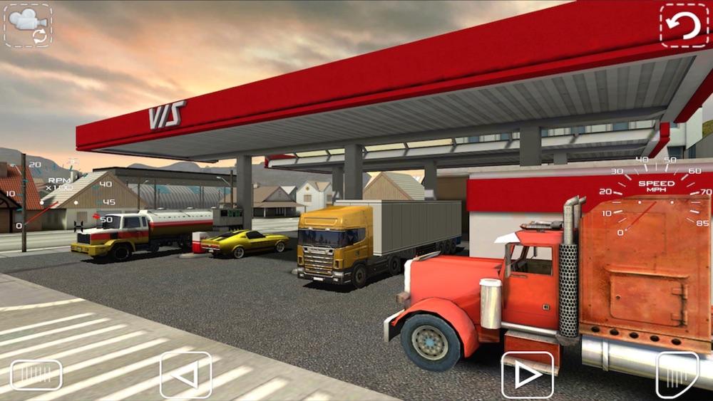 Truck Simulator Grand American Mountain Free
