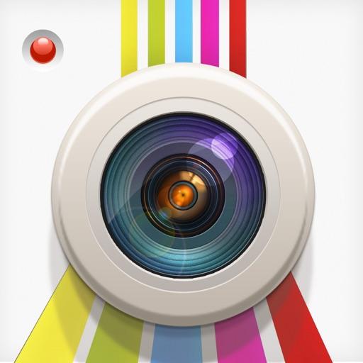 All-in-1 HD Slow-Shutter Pic-Lab & Studio Art Design Editor PRO icon