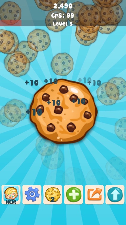 Cookie Clicker! - Free Incremental Game screenshot-0