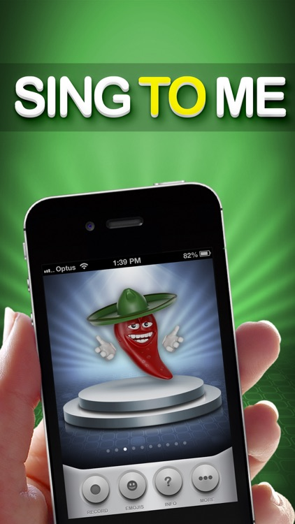 Talking Emoji Voice Modifier - Crazy Helium Booth Voice Changer Free & Funny Movie Maker screenshot-4