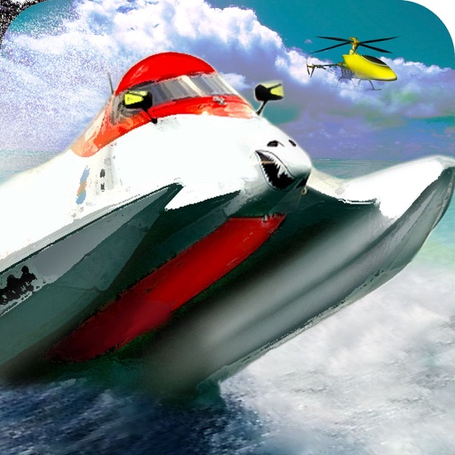 Powerboat Racing Free - Championship Speed Boat Edition