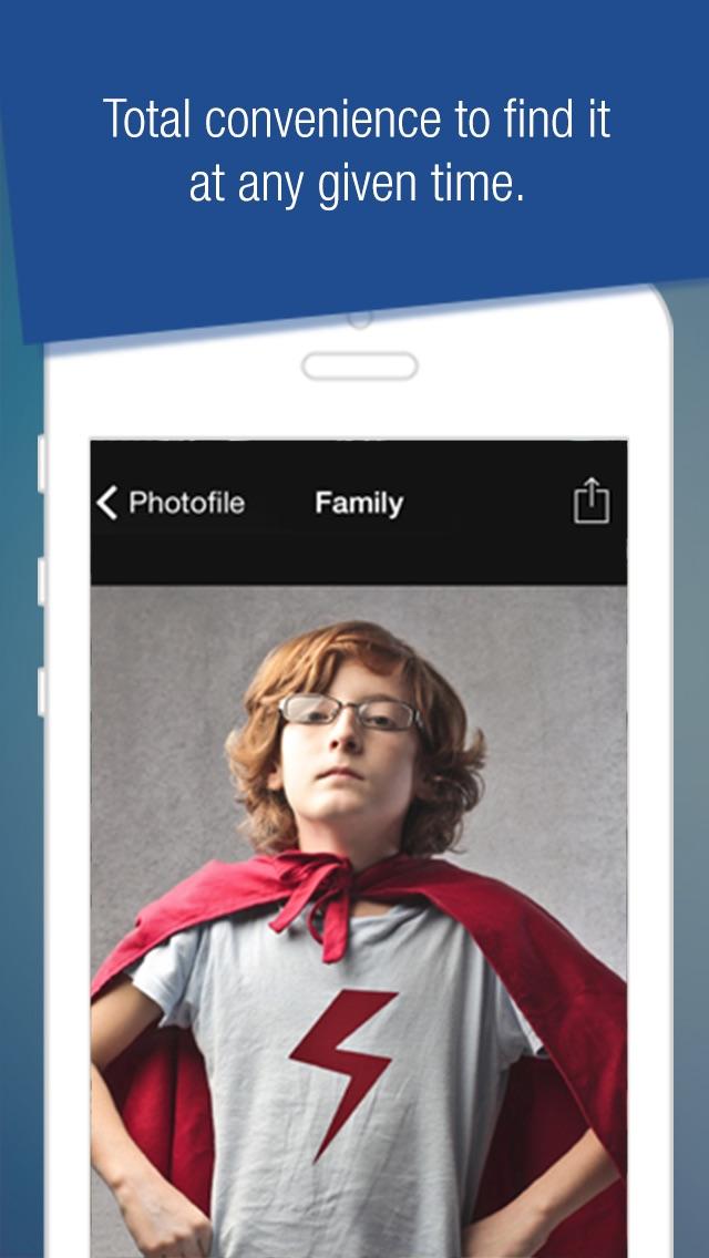 Photo File - Organize your photos before you even snap a shot screenshot four
