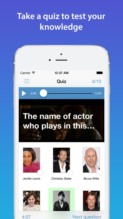 Tontiag - Movie Quotes & Trivia about Popular Films & TV Shows screenshot-4