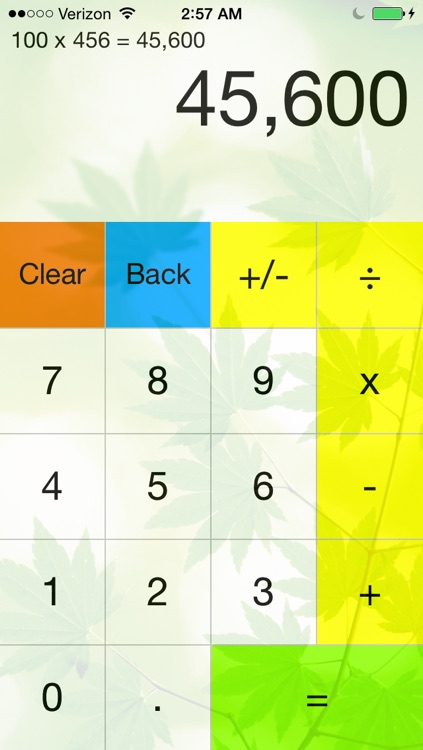 Everyday Calculator