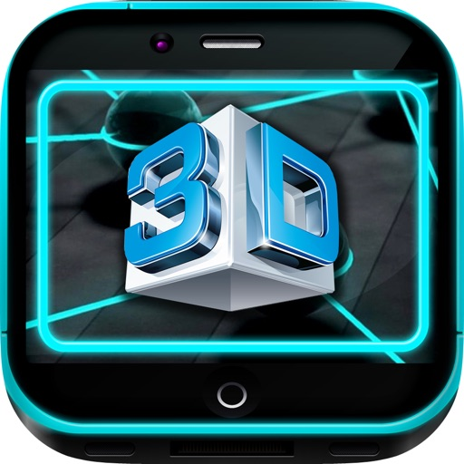 3D Gallery HD – Awesome Effect Retina Wallpapers , Themes and