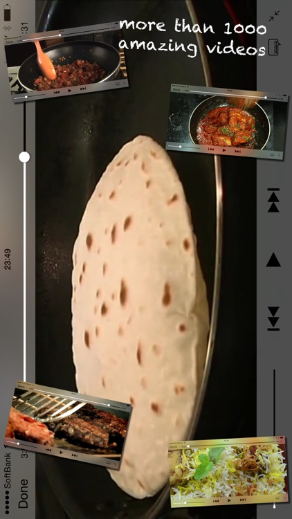 Indian Food & Recipes screenshot-1