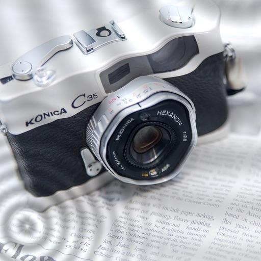 Ripple Camera icon