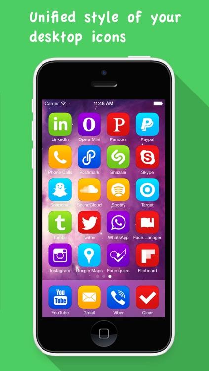 App Icon Skins Pro - Customize your app icon screenshot-4