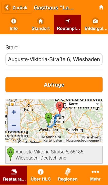 Gastroguide Hessen à la carte screenshot-4