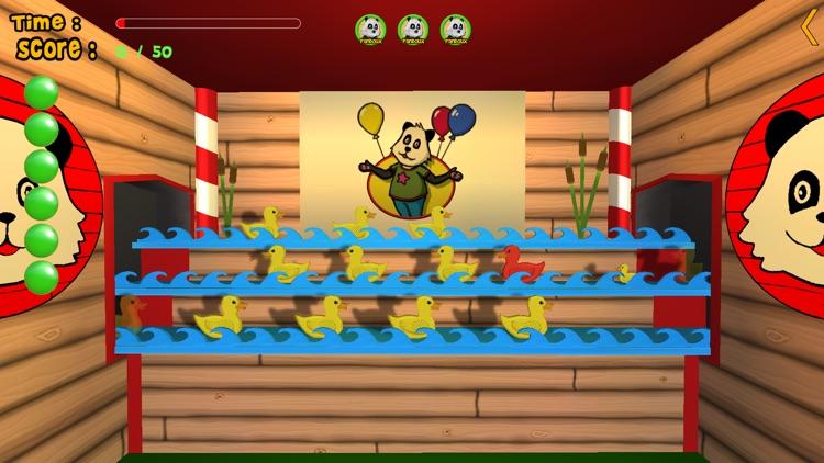 pandoux shooting duck for kids - free game screenshot-4