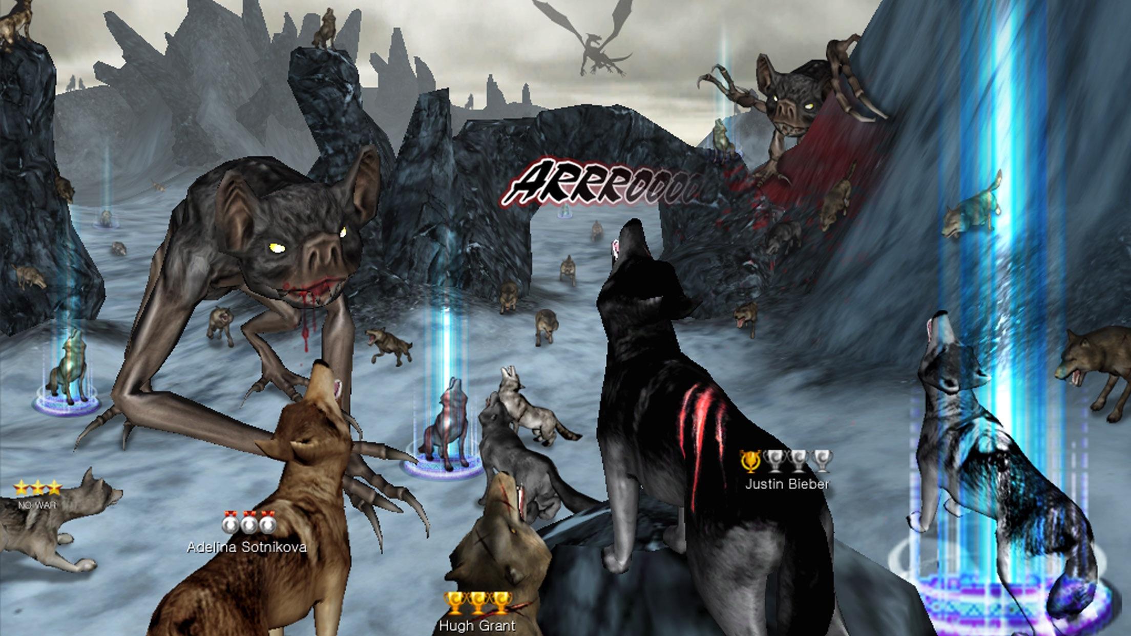 Wolf Online Screenshot