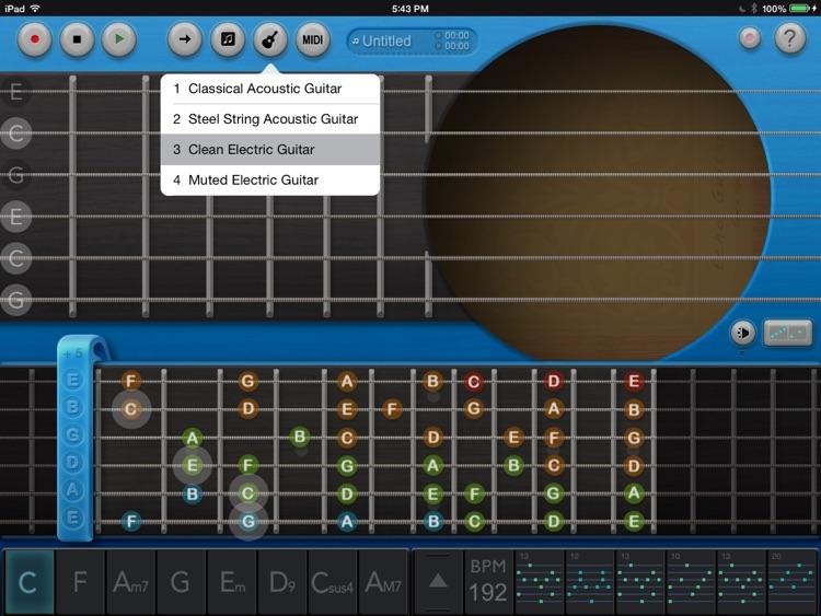 Echo Guitar™ Pro screenshot-4