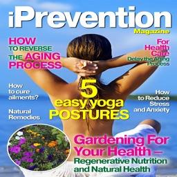 iPrevention Magazine - The Best New Health, Mind & Body Magazine