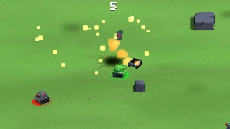 Bumper Tank Battle