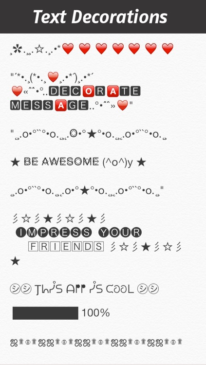 Fonts - for Instagram Bio and Comments screenshot-3
