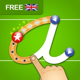 LetterSchool Free (UK edition) - learn to write letters and numbers