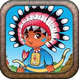 Mini Jungle Safari Western Cowboy Escape - The Story of a Little Indian Kid