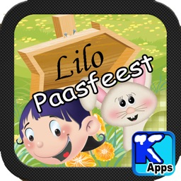 Lilo helps the Easter Bunnies with funny games and interactivity