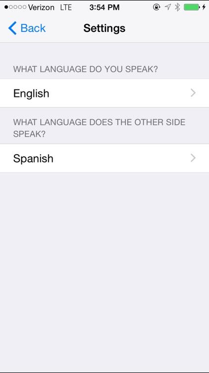 English Spanish Translator