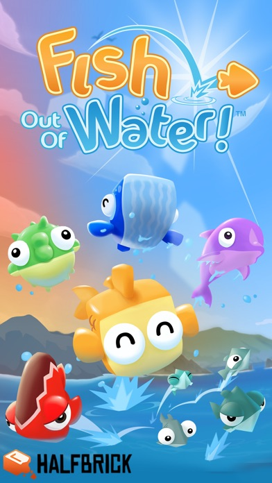 Fish Out Of Water!