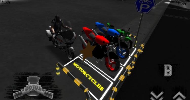 Easy Rider 3D City Bike Drive screenshot-3