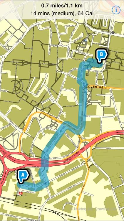 Walkit Network West Midlands