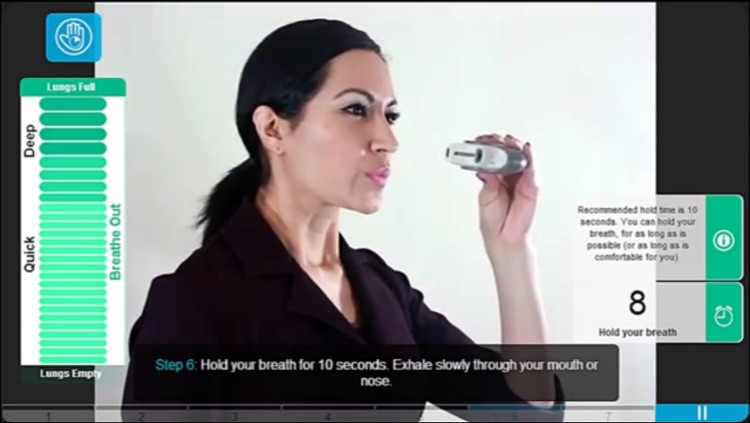 Asthma Inhaler Videos