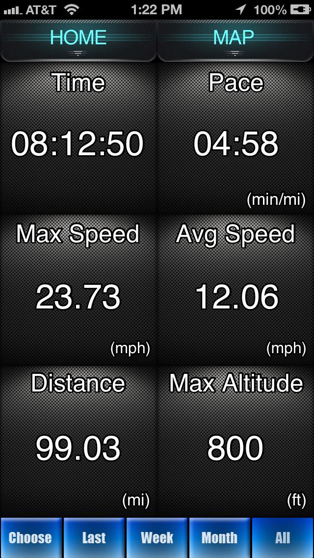 Renn-Tracker - GPS Fitness-Tracker für SpurterScreenshot von 3