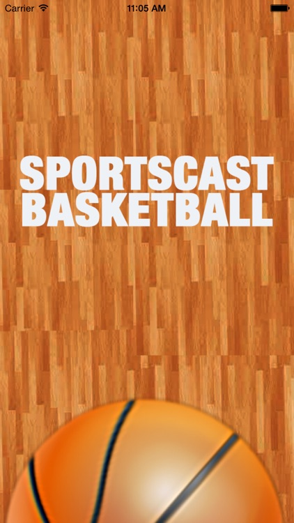 SportsCast Basketball screenshot-0