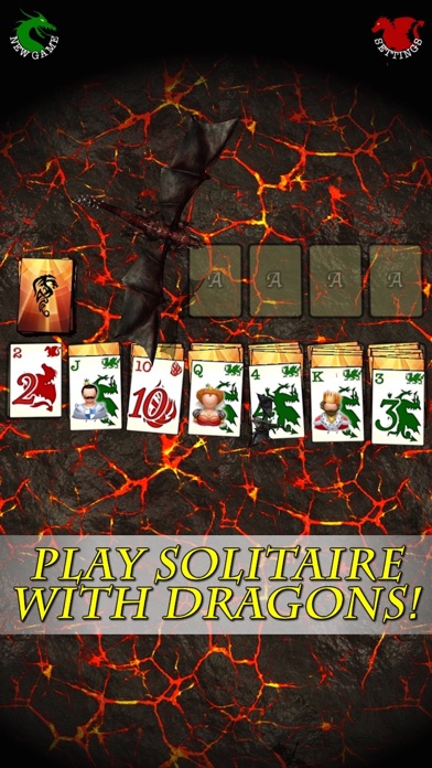 Dragon Solitaire - 3D Klondike Game