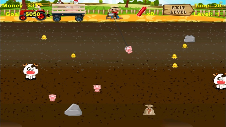 A Farm Animal Escape FREE - Barn Rescue Frenzy screenshot-3