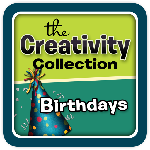 Creativity Collection Birthdays