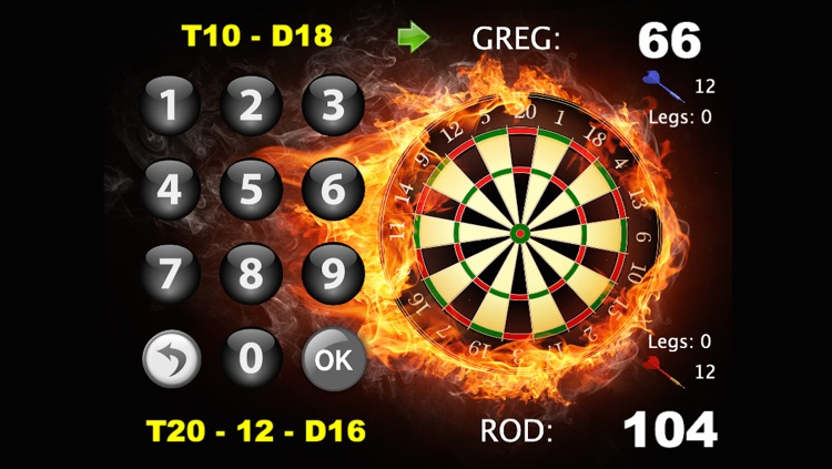 Real Darts screenshot-1