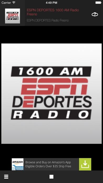 ESPN DEPORTES Sports Radio 1600 AM Fresno-0