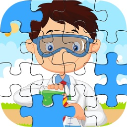 Jig-Saw Puzzle Games for Kids, Toddlers, & Family - Free Daily Puzzle