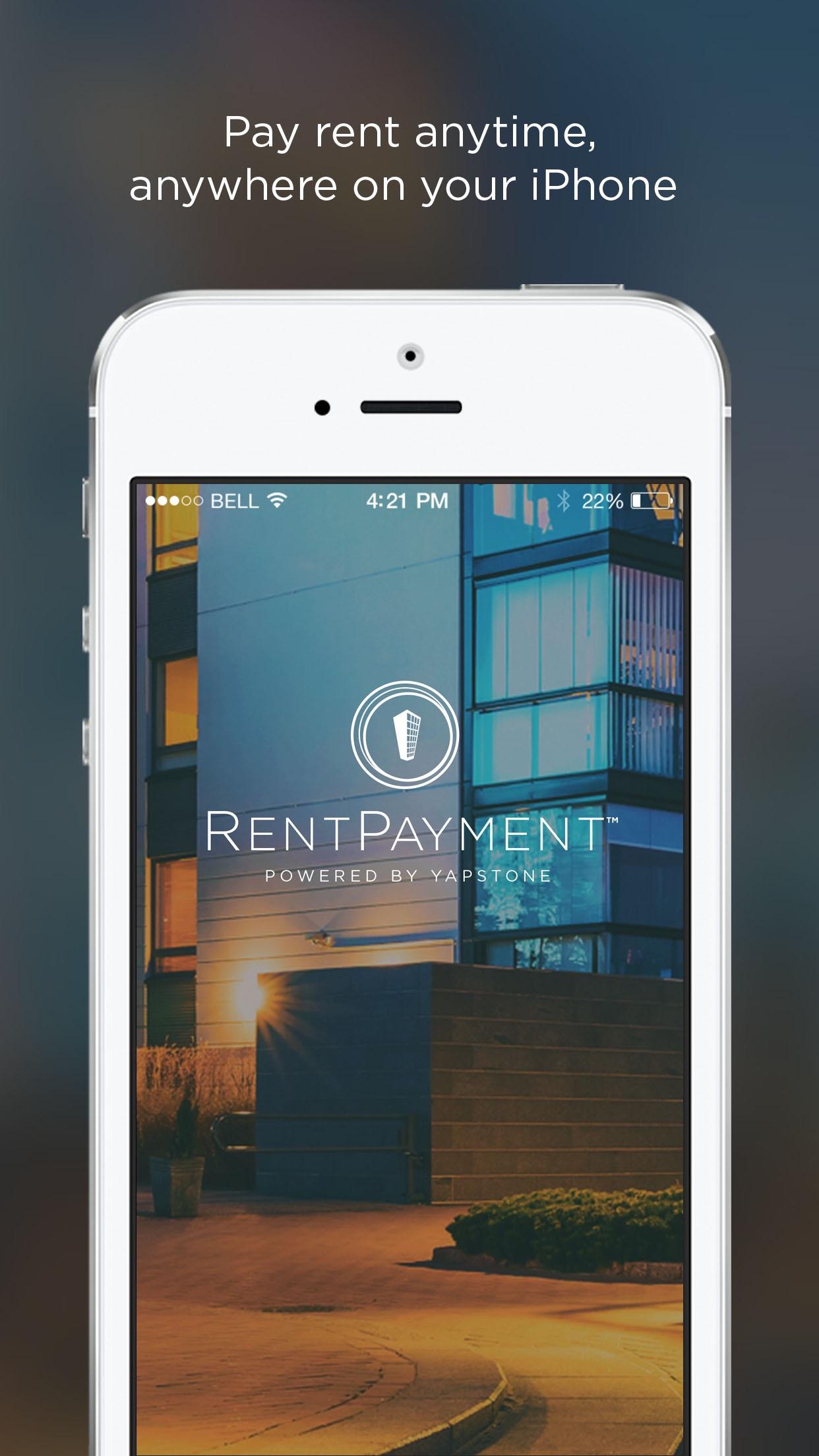 RentPayment – Powered by YapStone™ Screenshot