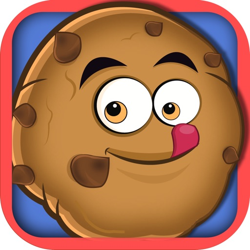 Run From Giant Cookie -  Sweet Dessert Escape Dash (Free)