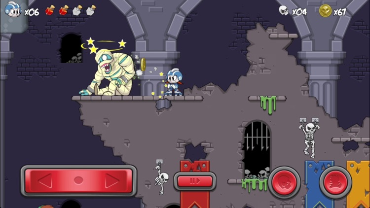 Dracula Twins screenshot-1